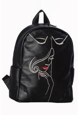 Banned SPECIAL ORDER Dancing Days Model Face Backpack