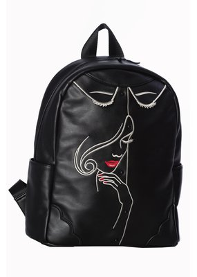 Banned SPECIAL ORDER Dancing Days Model Face Backpack