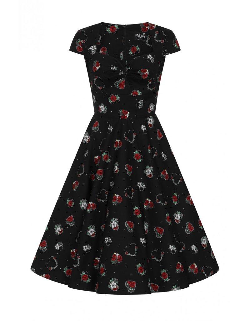 Hell Bunny Hell Bunny Petals 50s Dress