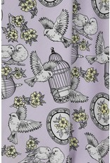 Hell Bunny SPECIAL ORDER Hell Bunny Birdcage Dress Lavender