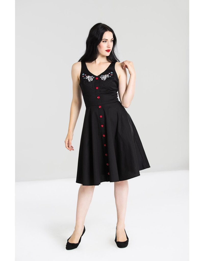 Hell Bunny SPECIAL ORDER Hell Bunny Thumper Dress