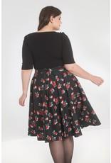 Hell Bunny SPECIAL ORDER Hell Bunny Apple Blossom Skirt