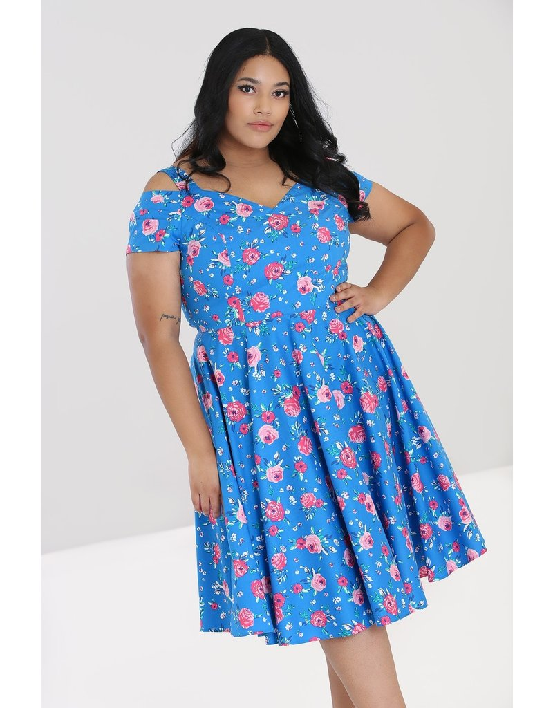 Hell Bunny SPECIAL ORDER Hell Bunny Chantilly Swing Dress