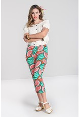 Hell Bunny SPECIAL ORDER Hell Bunny Melonie Cigarette Trousers