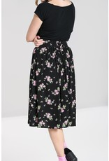 Hell Bunny SPECIAL ORDER Hell Bunny Bobby Rose Skirt