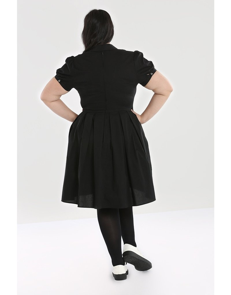Hell Bunny SPECIAL ORDER Hell Bunny Samara Ouija Mini Dress
