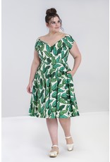 Hell Bunny SPECIAL ORDER Hell Bunny Tropical Swing Dress