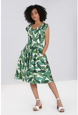 Hell Bunny SPECIAL ORDER Hell Bunny Rainforest Swing Dress