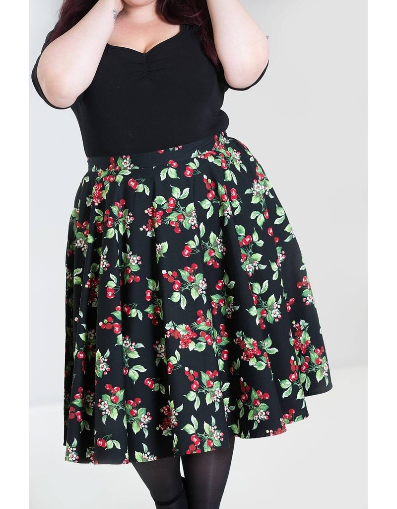 Hell Bunny SPECIAL ORDER Hell Bunny 1950s Cherie Swing Skirt