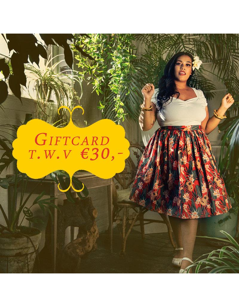 Looks Like Vintage Giftcard €30