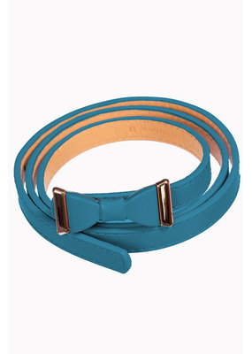 Banned SPECIAL ORDER Banned Summer Love Belt Turquoise