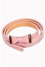 Banned SPECIAL ORDER Banned Summer Love Belt Pink