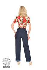 Hearts and Roses SPECIAL ORDER Hearts & Roses Francesca Floral Blouse