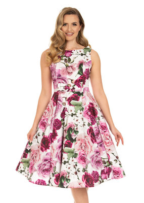 Hearts and Roses SPECIAL ORDER Hearts & Roses Alice Floral Swing Dress