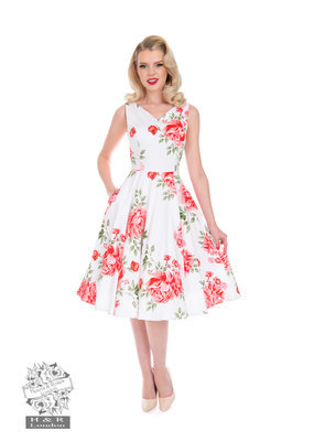 Hearts and Roses SPECIAL ORDER Hearts & Roses Nina Floral Swing Dress