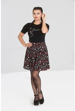 Hell Bunny SPECIAL ORDER Hell Bunny Bisous Mini Skirt
