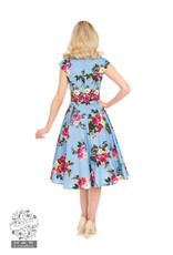 Hearts and Roses SPECIAL ORDER Hearts & Roses Jolene Floral Swing Dress