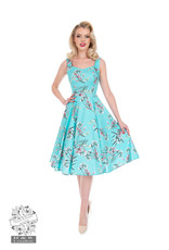 Hearts and Roses SPECIAL ORDER Hearts & Roses Sandra Floral Swing Dress