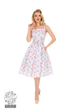 Hearts and Roses SPECIAL ORDER Hearts & Roses Matilda Cherry Swing Dress