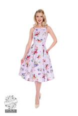Hearts and Roses SPECIAL ORDER Hearts & Roses Annie Floral Swing Dress