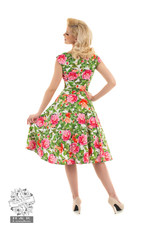 Hearts and Roses SPECIAL ORDER Hearts & Roses Penny Pleated Swing Dress