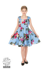 Hearts and Roses SPECIAL ORDER Hearts & Roses Jolene Kids Dress