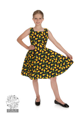 Hearts and Roses SPECIAL ORDER Hearts & Roses Alayna Kids Dress