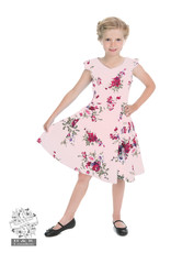 Hearts and Roses SPECIAL ORDER Hearts & Roses Royal Ballet Kids Dress Pink