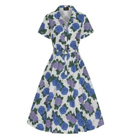 Collectif SPECIAL ORDER Collectif Caterina Hortensia Swing Dress
