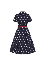 Collectif SPECIAL ORDER Collectif Caterina Stars Swing Dress