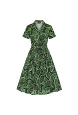 Collectif SPECIAL ORDER Collectif Caterina Tropics Swing Dress