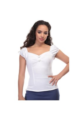 Collectif SPECIAL ORDER Collectif Dolores Top White