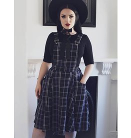 Collectif SPECIAL ORDER Collectif Kayden Nancy Check Overalls Dress