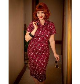 Collectif SPECIAL ORDER Collectif Mirtilla Bandana Pencil Dress