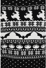 Hell Bunny  SPECIAL ORDER Hell Bunny Spook and Bat Cardigan