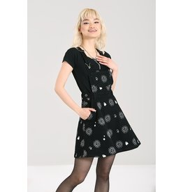 Hell Bunny SPECIAL ORDER Hell Bunny Oculus Pinafore Denim Dress