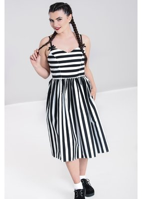 Hell Bunny SPECIAL ORDER Hell Bunny Juno Striped Swing Dress