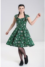 Hell Bunny SPECIAL ORDER Hell Bunny Halloween Hex Swing Dress