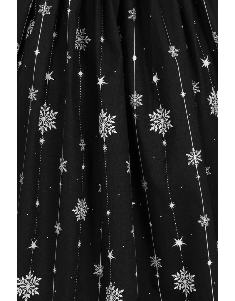 Hell Bunny Hell Bunny Belle Snowflake Skirt