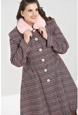 Hell Bunny Hell Bunny 1950s Watson Houndstooth Coat