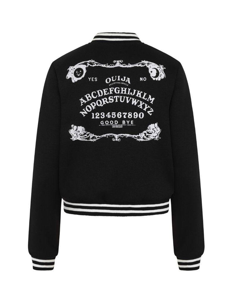 Hell Bunny SPECIAL ORDER Hell Bunny Samara Ouija Jacket White