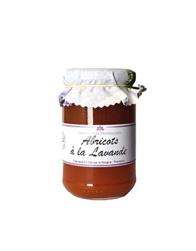 Davitom Confituur abrikoos-lavendel