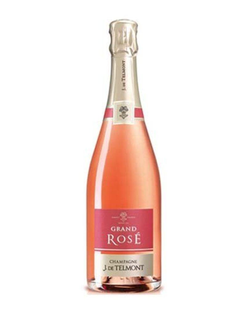 Telmont Champagne Grand Rosé Brut