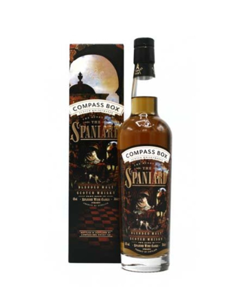 Compass Box Compass Box The Story of the Spaniard whisky