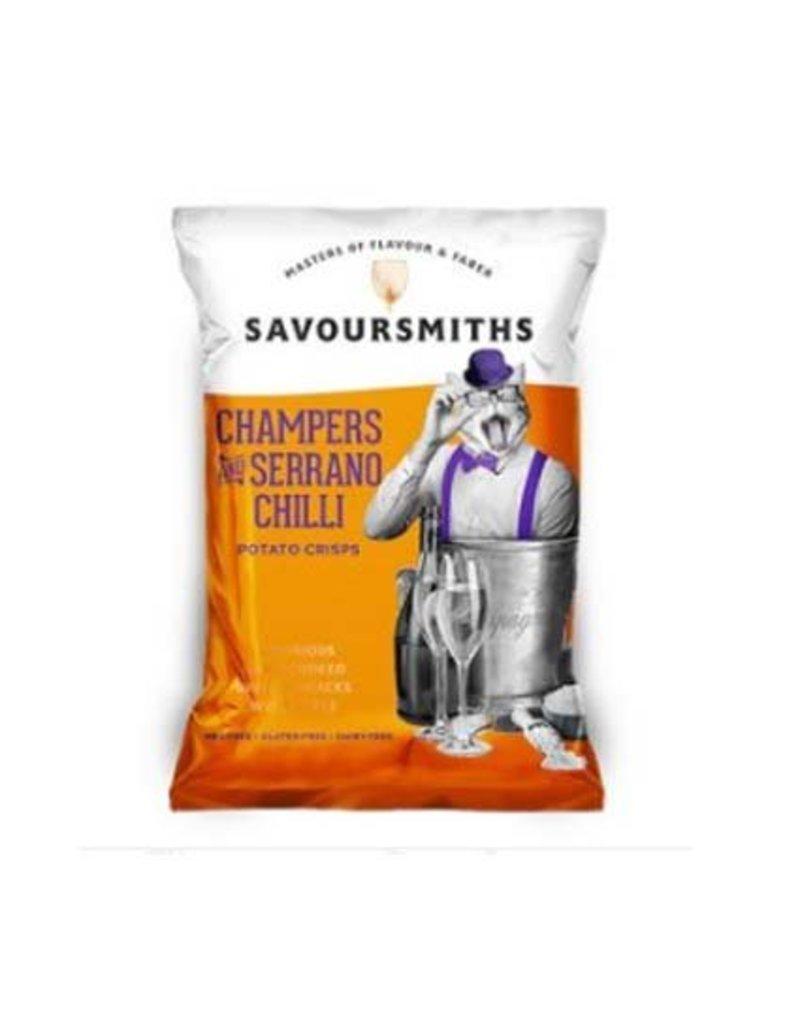 Savoursmiths Savoursmiths chips met champagne en chilli
