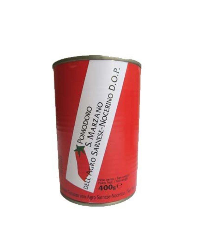 San marzano tomaat in blik