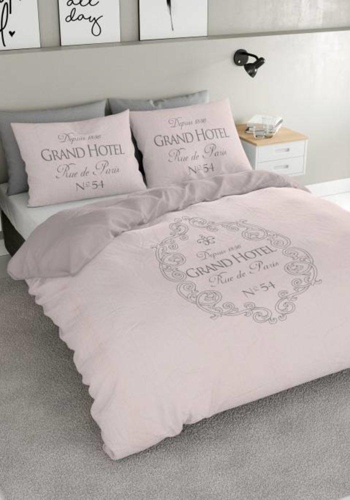 Dekbedovertrek Grand Hotel Roze
