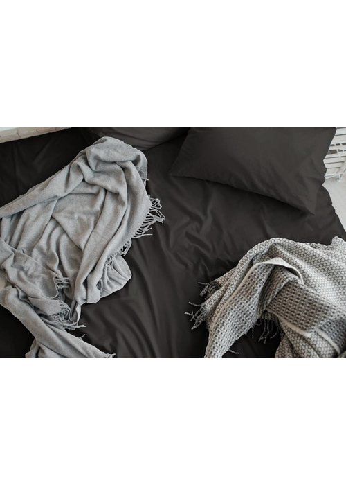 Fitted Sheet Cotton Satijn