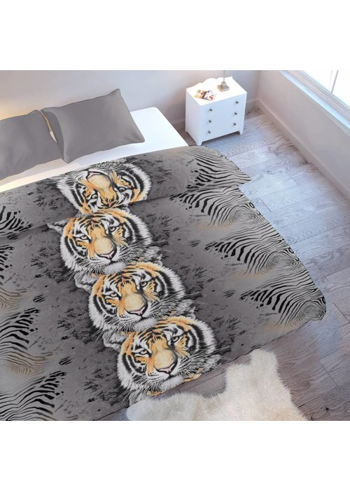 Dekbedovertrek Tiger