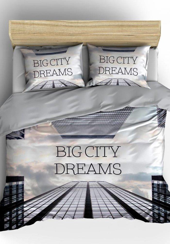 Duvet Cover Big City Dreams Multi